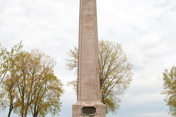 Commodore Perry Monument at Put in Bay