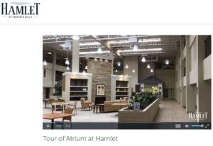 Hamlet Atrium & AL Apartment